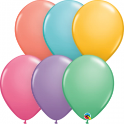 Candy Assortment Latex Balloons, Qualatex 15082