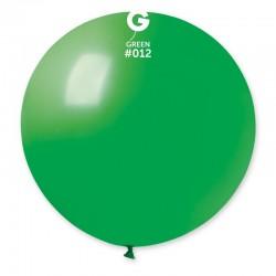 Baloane Latex Jumbo 100 cm, Verde 12, G40.12
