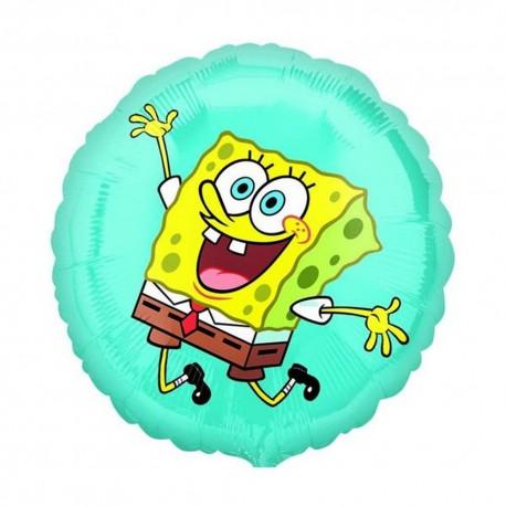 Balon Folie Spongebob, 45 cm,  22951ST