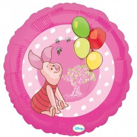 Balon Folie Piglet, 45 cm, 24166