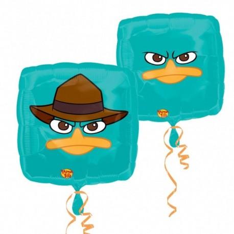 """Balon Folie """"Phineas & Ferb"""", 45 cm, 26527"""