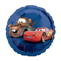 Disney Cars Foil Balloon, 45cm, 22949