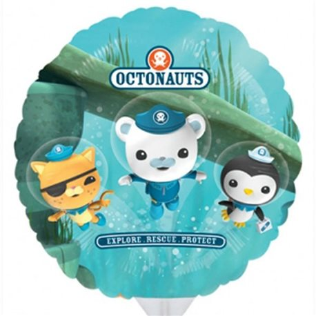 Balon Mini Folie Octonauts, 25679