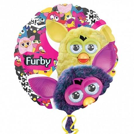 Balon Folie Furby, 45 cm, 27415