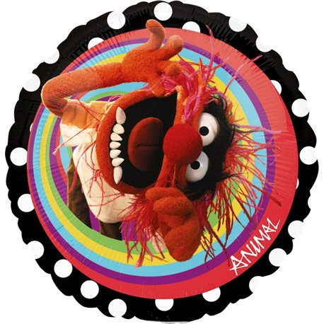 Balon Mini Folie Muppets, 23 cm, 24838