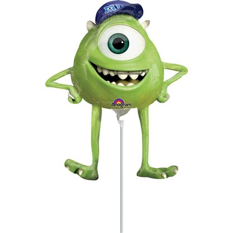 Balon Minifigurina Monsters University Mike, Anagram, 23 cm, 26334