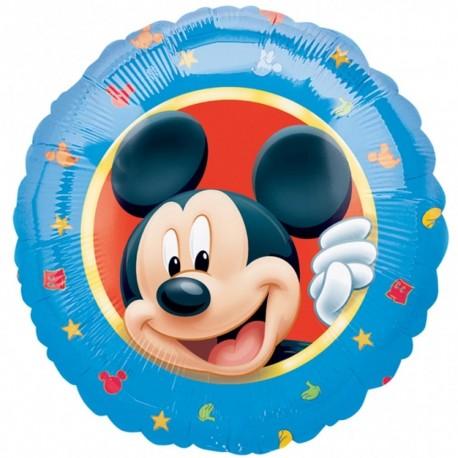 Mickey - Character Foil Balloon, 45 cm, 10958