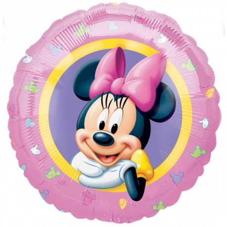 Minnie Mouse Foil Balloon, 45 cm, 10959
