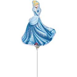 Balon Folie Minifigurina Cenusareasa, Anagram, 25022