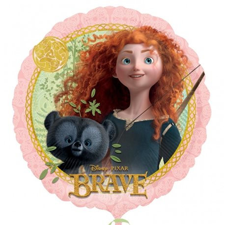 Disney Brave Foil Balloon, 45 cm, 25741