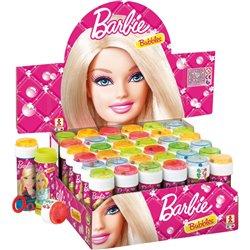 Barbie 60ml Soap Bubbles Party Toy, Dulcop 550000, 1 piece