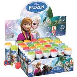 Jucarie Baloane de Sapun 60 ml cu Frozen, Dulcop 591000, 1 buc