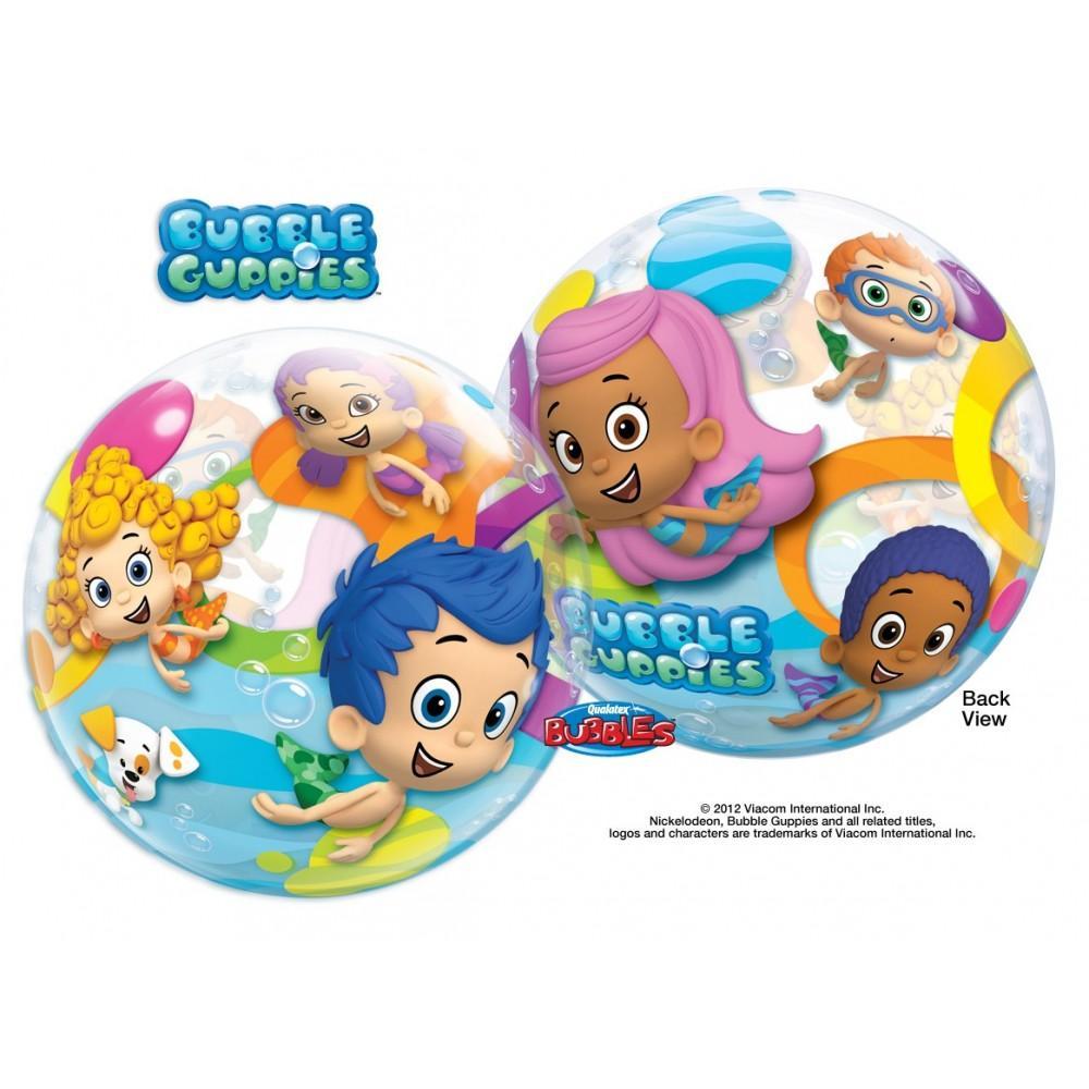 bubble guppies bubble balloon 22