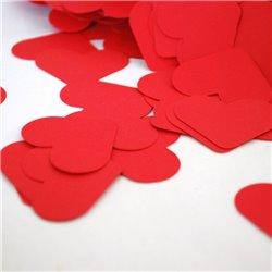 Confetti inimioare rosii din hartie pentru party si evenimente, Radar SPC.P.RH, 1 Kg/Pachet