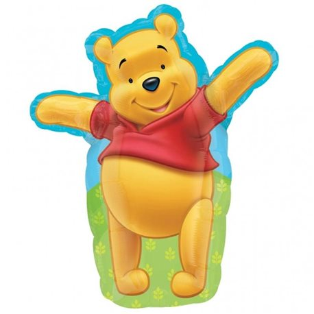 Balon Folie Figurina Adorable Pooh, 60 cm, 15753