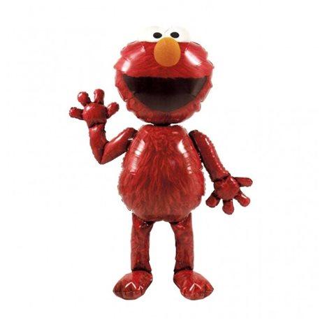 Balon Folie Figurina Elmo Muppets Airwalkers, 97x137 cm, 23486