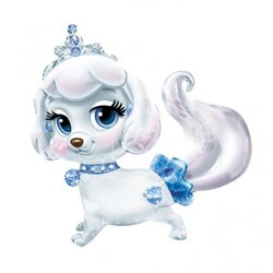 Cinderella AirWalkers Puppy Palace Pets Pumpkin Foil Balloons, 73x71 cm, 29354