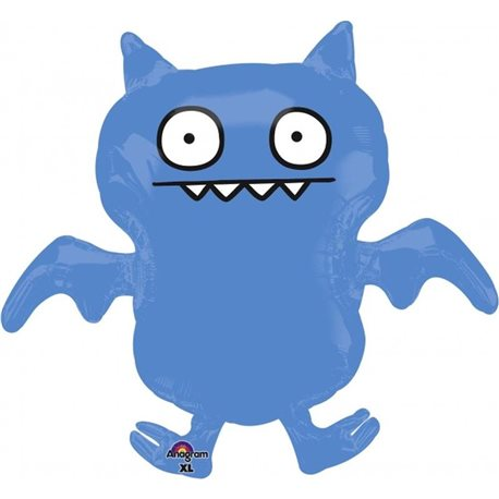 Ugly Dolls Ice Bat SuperShape Foil Balloon, 74x69 cm, 110572