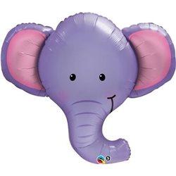 Balon Folie Figurina Cap de Elefant, 17116