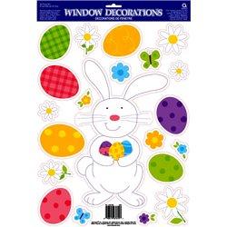 Stickere decorative pentru paste, Amscan 240788, 1 buc