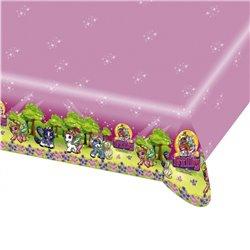 Fata de masa din plastic pentru petrecere copii - Filly Fairy, 180 x 120 cm, Amscan RM552088, 1 buc