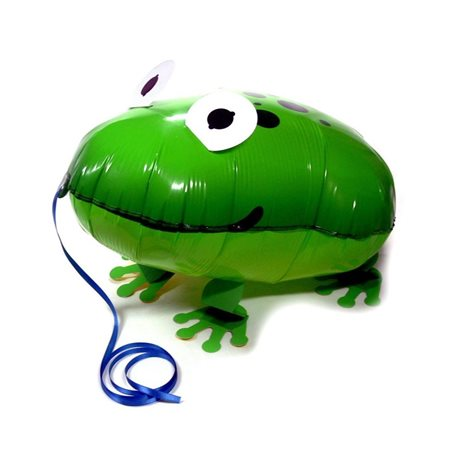 My Own Pet Balloons Frog Farm Animal, G10