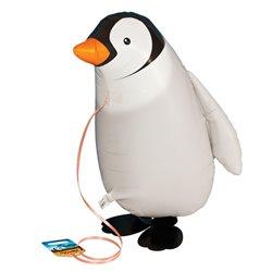 Balon Folie Figurina Pinguin Mergator, 43X20 cm, G008