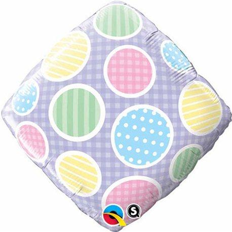 Balon Folie 45 cm, Qualatex, Buline, 34426