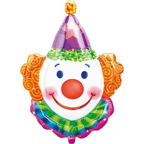 "Juggles Mini Shape Air-Filled Balloon - 10""/25 cm, Anagram 0766302, 1 piece"