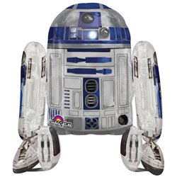 Balon Folie Airwalker Star Wars R2D2 - 86x96cm, Anagram 110067