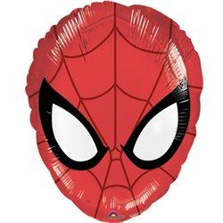 Balon Folie Figurina - Cap Spiderman, Anagram 2633001