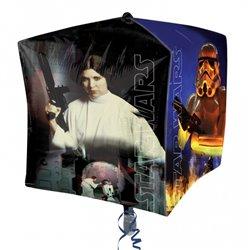"Star Wars Cubez Foil Balloon - 15""/38cm, Anagram 3039701"