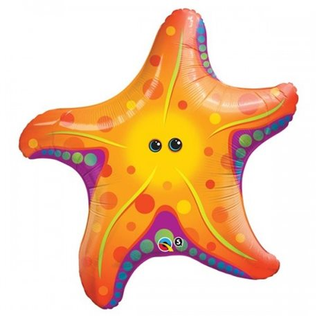 Balon Folie Figurina Stea de Mare, 76 cm, Qualatex35373