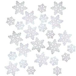 """Fulgi de gheata decorativi """"Frozen"""", Amscan 999261, 20 pieces"""