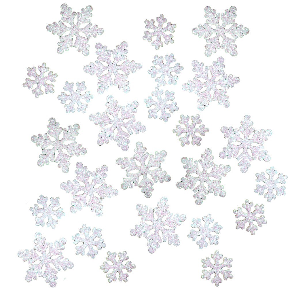 Others gt frozen snowflake table decorations amscan 999261 20 pieces