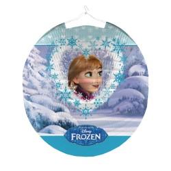 Felinar din hartie cu Frozen, Amscan 999347