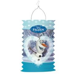 Felinar din hartie cu Frozen, Amscan 999348