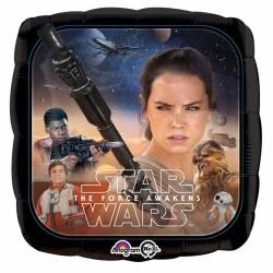 Balon Folie 45cm Star Wars The Force Awakens, Amscan 3161901